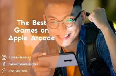 The Best Games on Apple Arcade