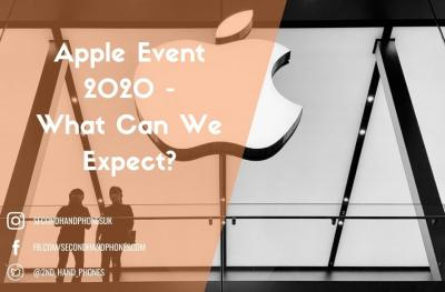 Apple Event 2020 - What Can We Expect?
