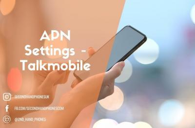 APN Settings - Talkmobile