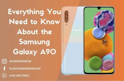 Everything You Need to Know About the Samsung Galaxy A90