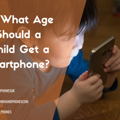 At What Age Should a Child Get a Smartphone?