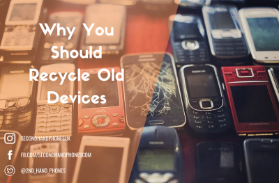 Why You Should Recycle Old Devices