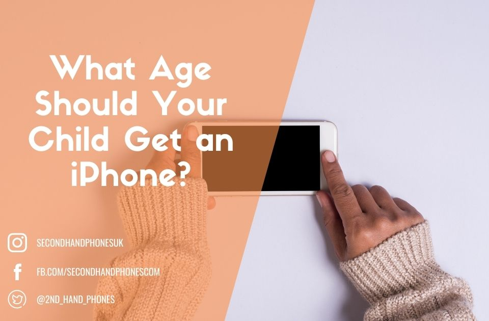 What Age Should Your Child Get an iPhone?