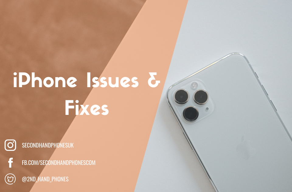 iPhone Issues & Fixes