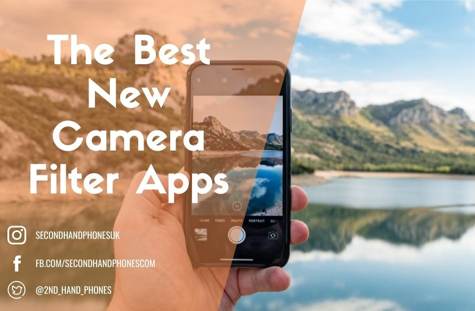 The Best New Camera Filter Apps